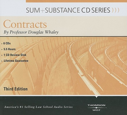 [CD] Contracts By Whaley, Douglas J.